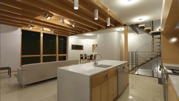 Triline Studio 3D 12th and John Residence 01