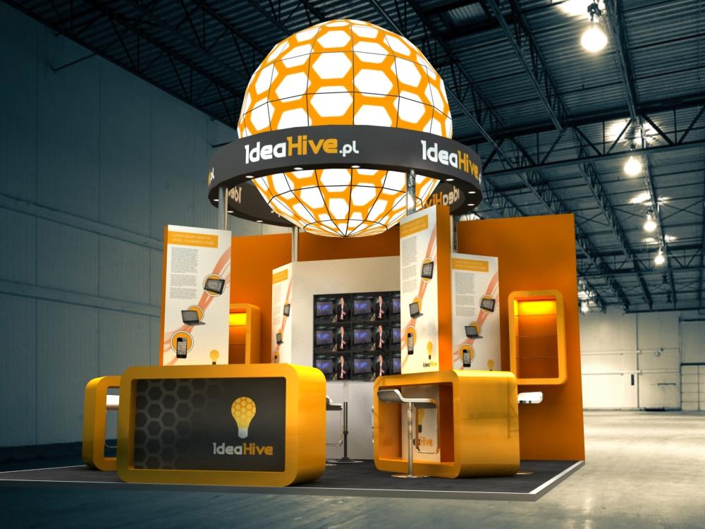 Triline Studio Idea Hive Stand 03