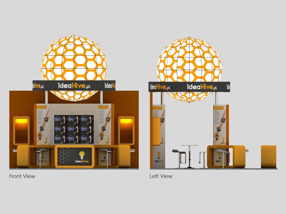 Triline Studio Idea Hive Stand 06