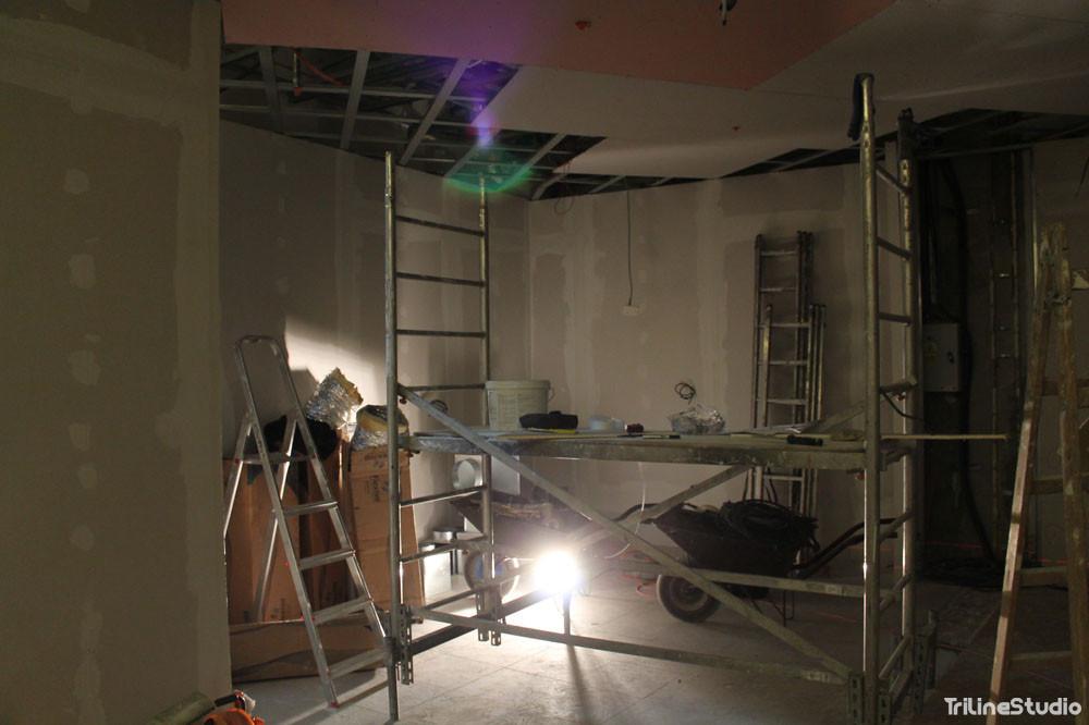Triline Studio Parfois Shop Sklep Construction Budowa Zlote Tarasy Warszawa 2#